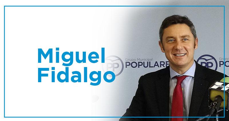 Miguel Fidalgo Iglesias